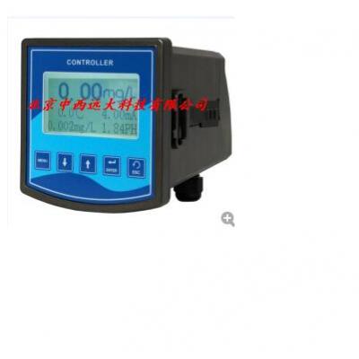 余氯检测仪(水质在线分析仪/0~20mg/L,盘装式)(中西器材) 型号:库号:M317199