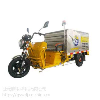 甘肃西北地区供应纯电动高压清洗一体车易尔K16型