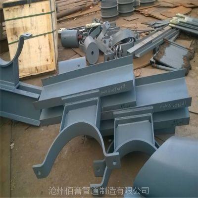 沈阳弹簧支吊架厂家 130管夹横担连接件118短管卡