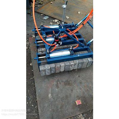 新款水泥砖夹砖机码砖机
