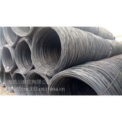 云南钢材市场/盘螺钢筋昆明价格/昆明螺纹钢市场厂家