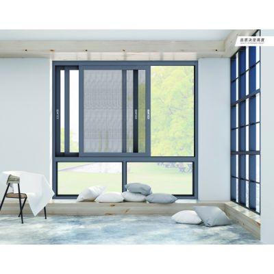 家装高端铝合金门窗厂家直销推拉窗|兴发铝业系统门窗铝型材