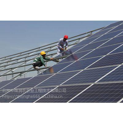 光伏温室环保节能