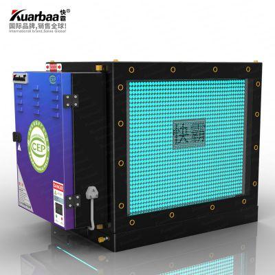 快霸(Kuarbaa) 4000风量油烟净化器UV光解餐饮饭店工业除味设备机