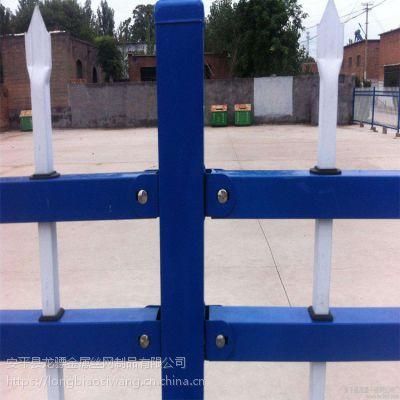 小区围墙栏杆 公园景区围栏 厂房围墙栅栏