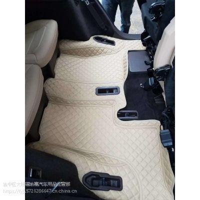 重庆厂家直销全包围汽车脚垫 尾箱垫 360航空软包