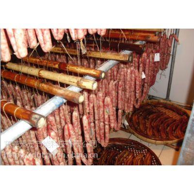高温空气能香肠肉食品脱水烘干机