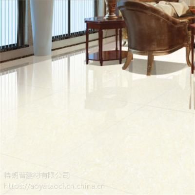 奥亚品牌抛光地砖800*800mm防滑地砖简约现代聚晶抛光砖