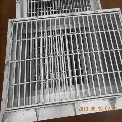 固定盖板 地沟活动盖板 青海钢格板