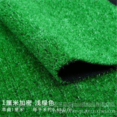 供应徐州市政围挡草坪网 幼儿园无毒无味1.0不背胶人工草坪