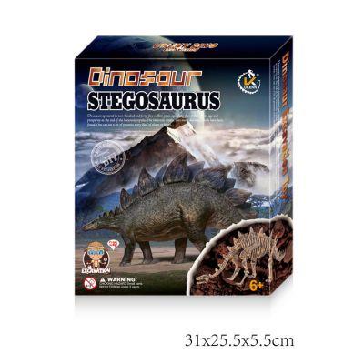 优肯恐龙动物模型儿童益智玩具加盟