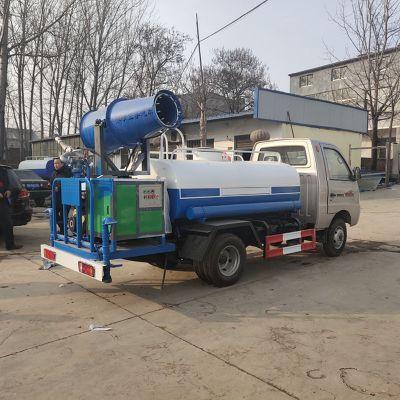 黑豹汽油大型多功能绿化抑尘洒水车洒水车价格 3方小型生产环卫消防洒水车