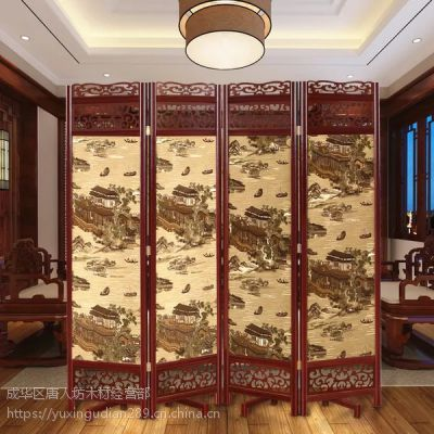 成都仿古家具定制_成都新中式家具_中式茶楼家具