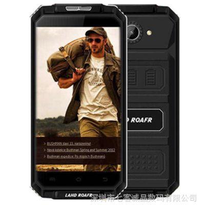 5.5寸三防电霸军工防水防摔安卓智能老年人手机工厂批发一件代发