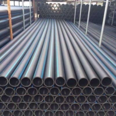 保定批发联塑DN200-DN2400HDPE增强中空壁缠绕管
