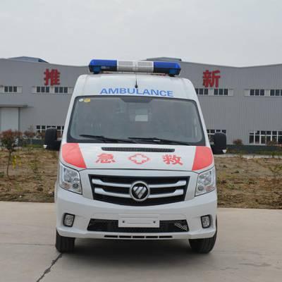 福田救护车,120救护车,俊浩救护车厂家