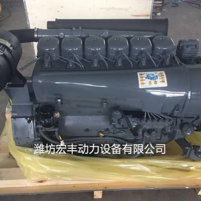 德国道依茨压路机专用风冷柴油机及配件BF6L913报价 2500转