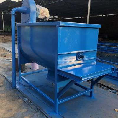 容量四吨粉料搅拌机 润丰 养牛用的草料混合机