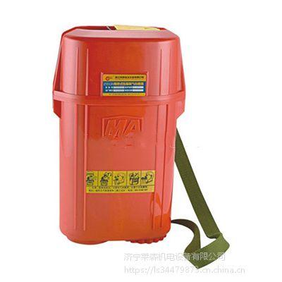 现货ZYX120压缩氧自救器出售