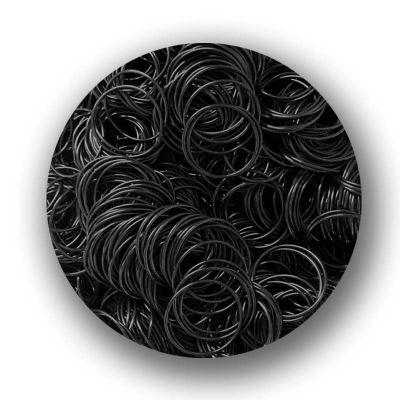 亲涵黑色O型圈_电器防水O令_O型密封圈定制