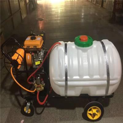 液体杀虫可以使用强力喷雾器 400升打药桶喷雾机 浩发