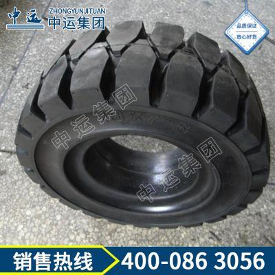 厂家直销350-6工程机械轮胎 实心轮胎 叉车轮胎 胶轮