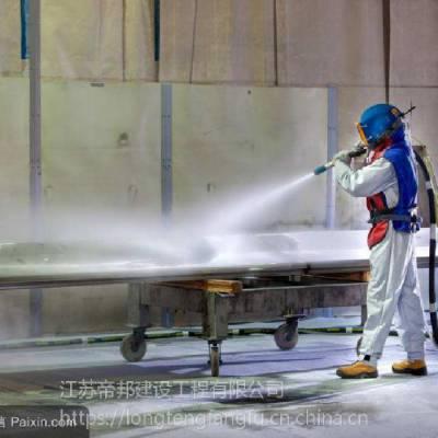 专业承南京防腐业务 钢结构喷砂除锈 管道 设备喷砂 油漆喷涂等业务158-50631600