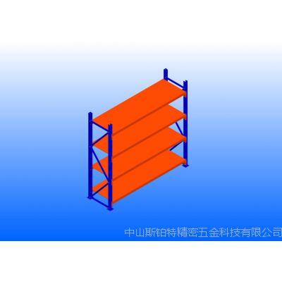 中型双柱层钢扣板