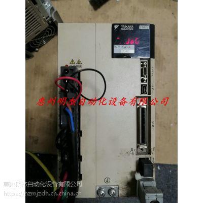 惠州安川伺服器报警C90维修