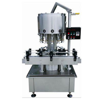 恒裕机械的HYGCP-12全自动高精度白酒灌装机先进好用