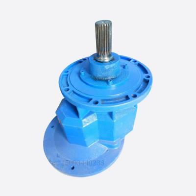 管式螺旋输送机减速机 粉煤灰绞龙变速箱 商混站配件