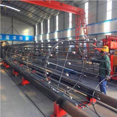 东硕机械桥梁预应力钢筋笼绕筋机 数控钢筋笼卷笼机