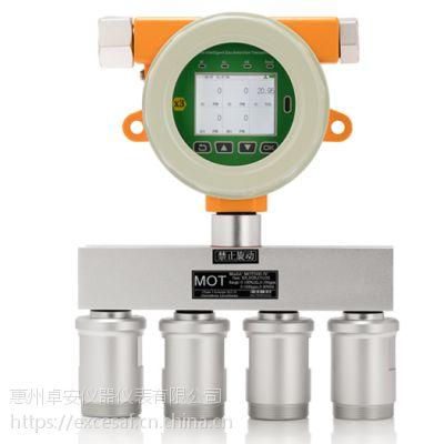 在线式四合一气体检测仪MOT500-M4