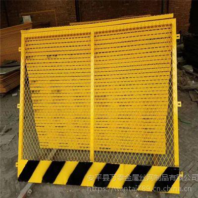 施工隔离网 现货建筑工地护栏 临时边界返回网