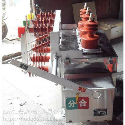 10kv高压断路器zw10-12G四川地区红光电气现货供应