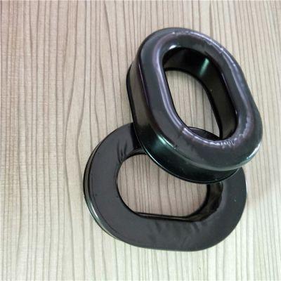 高周波热压成型 可填充全透明硅胶皮耳套 可按客户要求定制