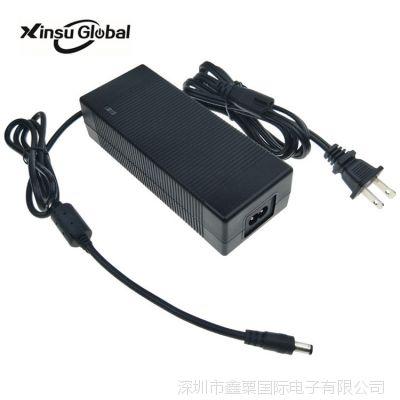 12.6V8A充电器 12.6V8A 美规UL认证 12.6V8A锂电池充电器