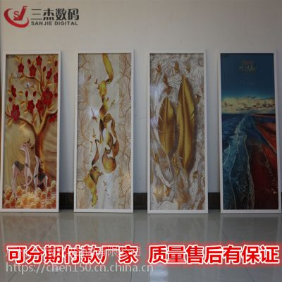 廊坊3d竹木纤维集成墙板彩印机性价比好