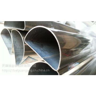 厚壁镀锌D形(型)管制造厂(碳钢D形管)