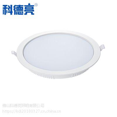 厂家直销LED筒灯嵌入式天花灯防眩灯批发5w 9w 12w 15w 18w 24W