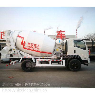 东风国五8立方单桥小型混凝土搅拌运输车可搅拌干料全国分期付款上当地户
