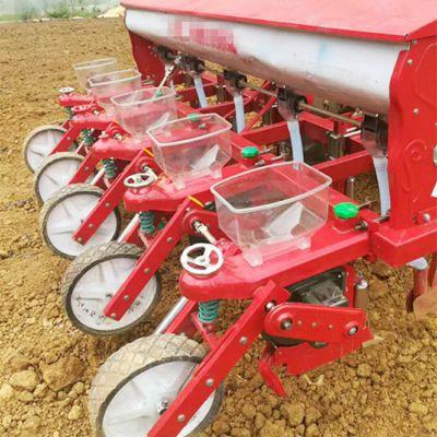 重庆市南岸区玉米播种机视频 悬浮式玉米播种机 大纺悬浮精拨玉米播种机厂家