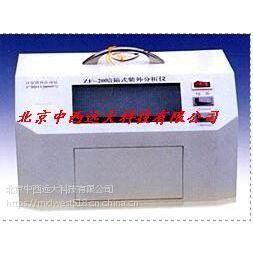 中西暗箱式紫外分析仪 型号:SB3-ZF-20C 库号:M323681
