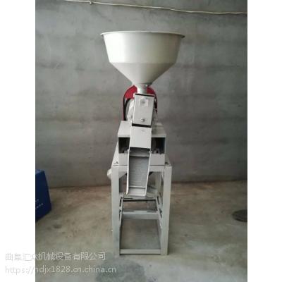 莆田碾米机 厂家直销玉米小麦去皮碾米机动力强劲