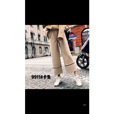 纯色高腰小脚裤女便宜春季新款女装韩版气质修身显瘦休闲长裤女