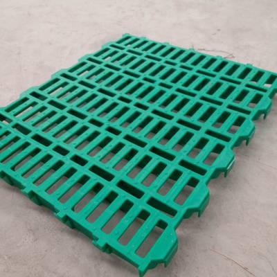 羊床厂家拼接型羊卡槽塑料漏粪板价格