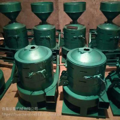 大米谷子碾米机 高产量玉米脱皮机 小型家用脱皮碾米机