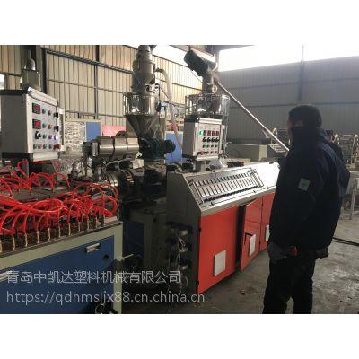 供应塑料墙板设备PVC塑料墙板生产线快装墙板生产线
