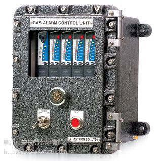 英思科固定GTC-200A4通道阻燃型气体检测控制器
