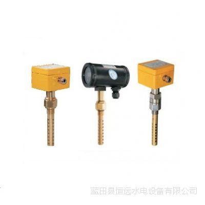顶装插入式WIO-HW-1400油混水信号器法兰连接